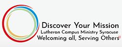 Lutheran Campus Ministry @ SU Logo