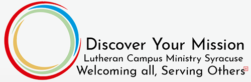 Logo of Lutheran Campus Ministry at SU